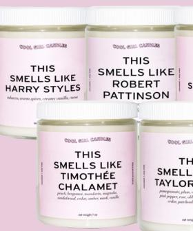 These Candles Smell Like Their Hot Celebrity Namessakes