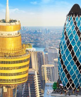 Lego Master's Brickman's Built Some Mini Lego Landmarks You Can See In Sydney Tower Eye!