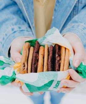Subway Is Doing $1 Delivery & FREE COOKIES