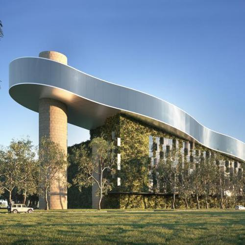 In Some Aspen-Type Nonsense, Sydney's West Getting A HUGE ASS $300 Million Indoor Ski Resort