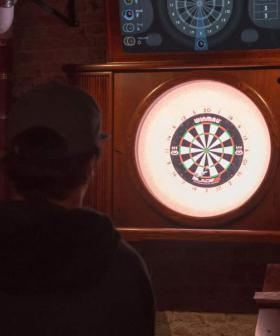 Sydney's Getting An Electronic Darts Bar!