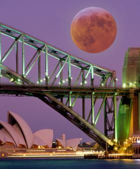 Here's How To Watch Wednesday's Total Lunar Eclipse In Sydney!