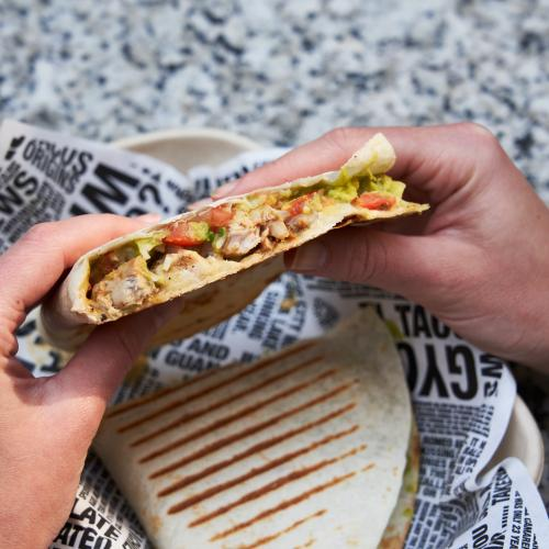 Guzman Y Gomez Have Bought Back Their Epic Quesadillas!