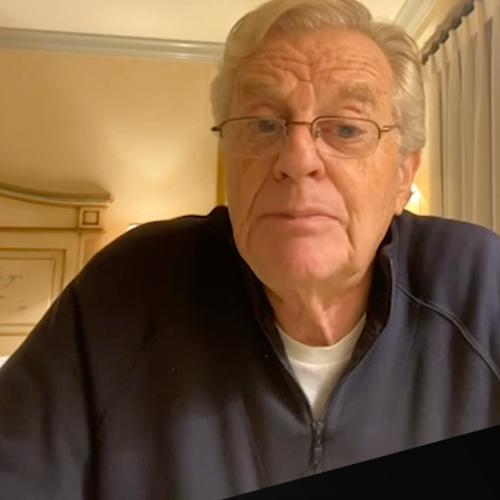 Jerry Springer Has A Message For Mike E