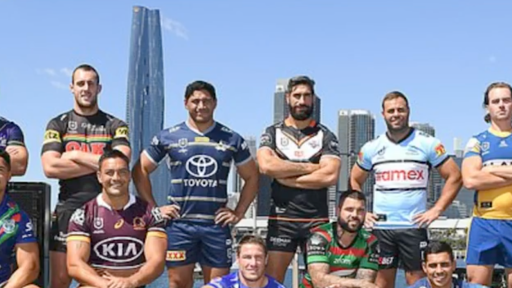 Which NRL Player Has A Huge D?