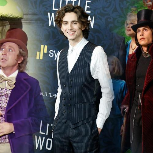 Timothée Chalamet Is Picking Up The Iconic Role Of Willy Wonka!
