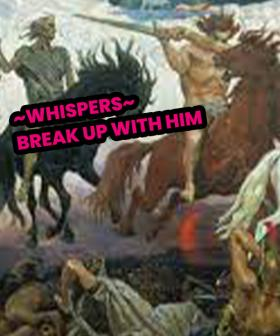 These Are The Four 'Horsemen' or Toxic Signs You're Gonna Break Up
