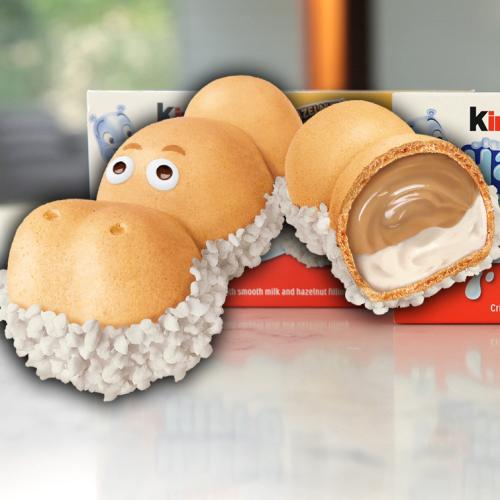 Kinder's Famous Happy Hippo Biscuits Are FINALLY Launching In Australia