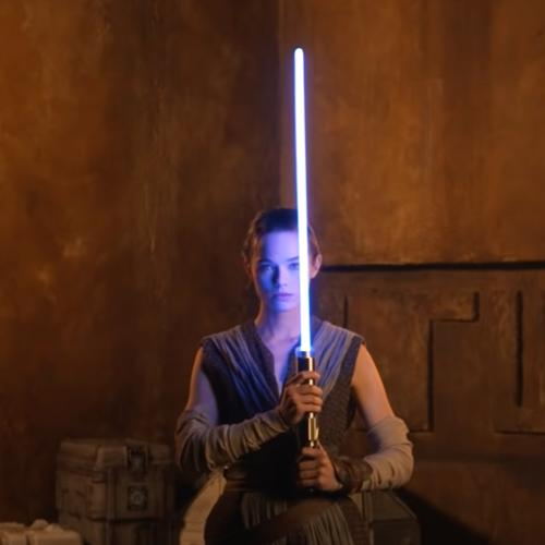 """Disney Have Just Gone And Made A """"Real"""" Lightsaber And It Looks So Cool!"""