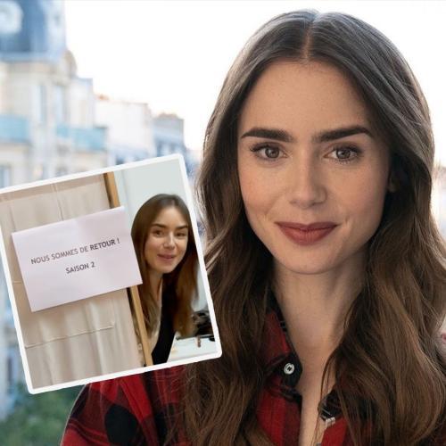 'Emily In Paris' Season 2 Has Begun Filming!