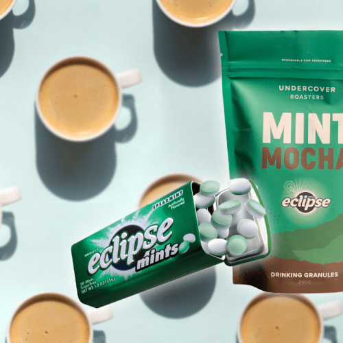Eclipse Mint Mocha Flavoured Coffee Exists So Say Goodbye To Coffee Breath!