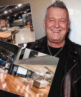 Jimmy Barnes Puts Million-Dollar Warehouse Conversion On The Market