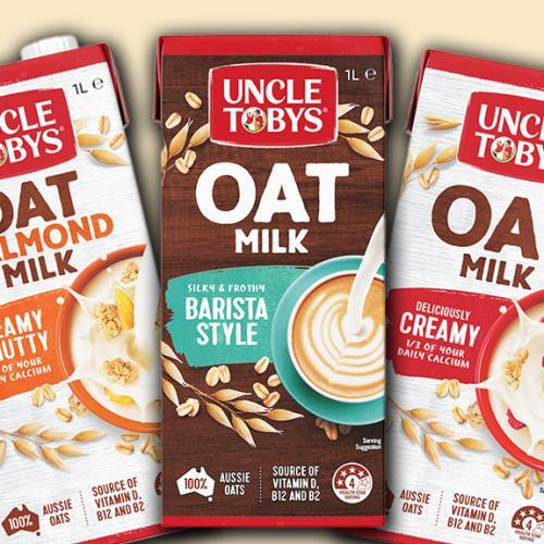 UNCLE TOBYS Has Dropped Three New Oat Milks So We're Getting Oat Milk Drunk