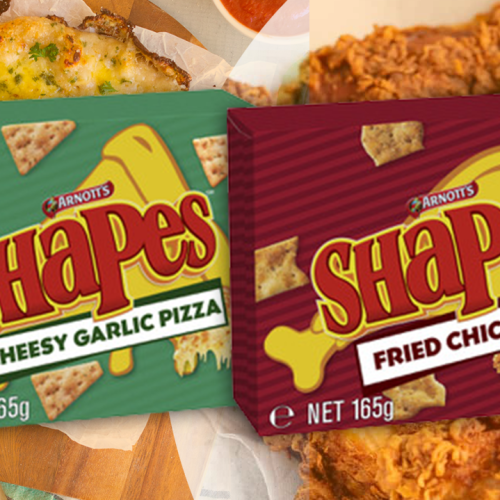 Shapes Have Dropped Two Mouth-Watering New Flavours!!
