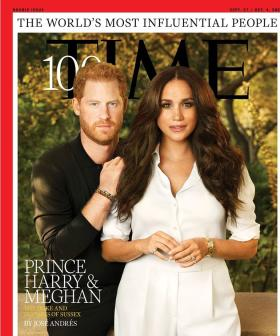 Prince Harry & Meghan Markle Named In Time Magazine's 'World's Most Influential People' List