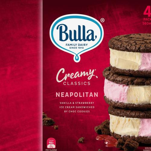 We Just Found The ULTIMATE Neapolitan Ice Cream Cookie Sandwich!
