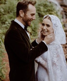 'We're Each Other's Forever': Emily In Paris Star Lily Collins Ties The Knot With Partner Charlie McDowell.