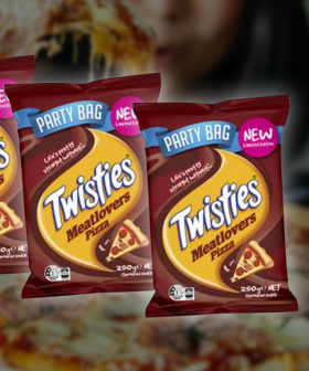 Twisties Has Released The Weirdest Limited Edition Flavour... Ever?