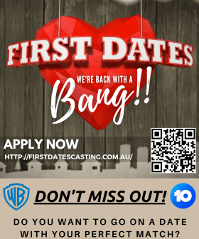 Calling All You Lonely Singles Coming Outta Lockdown- First Dates Is Casting!