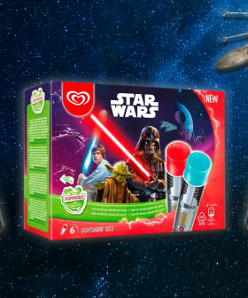 """Streets Have Released Star Wars Calippos! We're Calling It Episode X - """"A New Calippo!"""""""