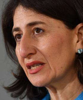 Gladys Berejiklian Announces RESIGNATION As Premier Of New South Wales