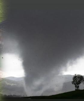 Tornado Rips Through NSW's Central West Injuring Three People And Destroying Homes