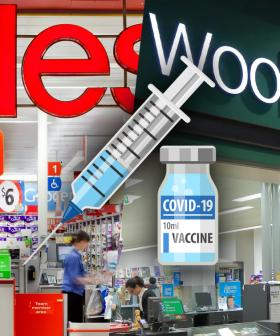 Woolworths And Coles Demand Staff Be Fully Vaccinated Or Face Being Sacked
